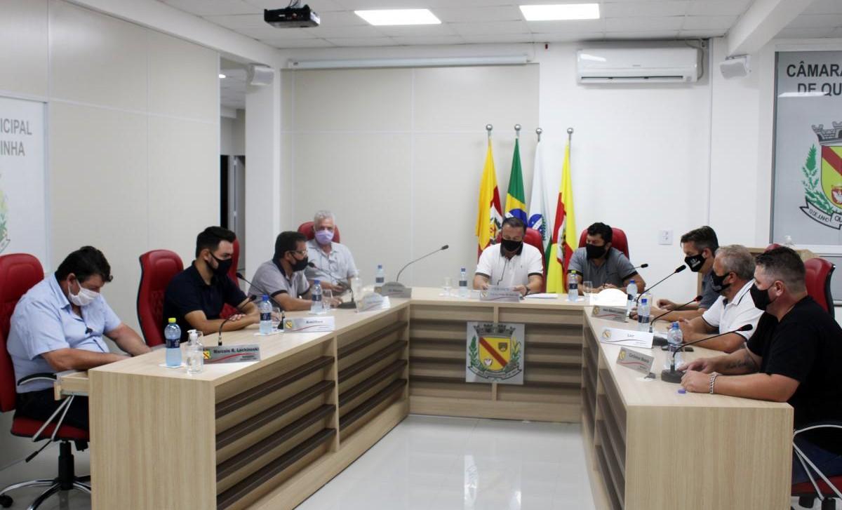 Câmara de Quitandinha realizou duas sessões