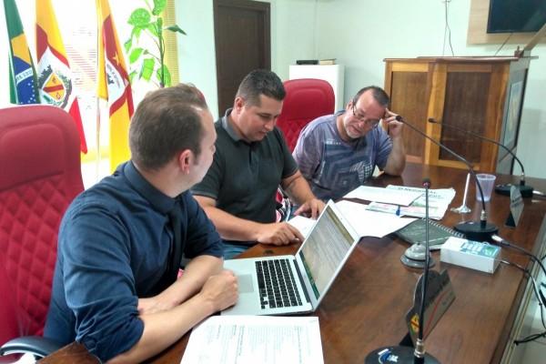 Executivo enviou seis Projetos de Leis para Câmara Municipal