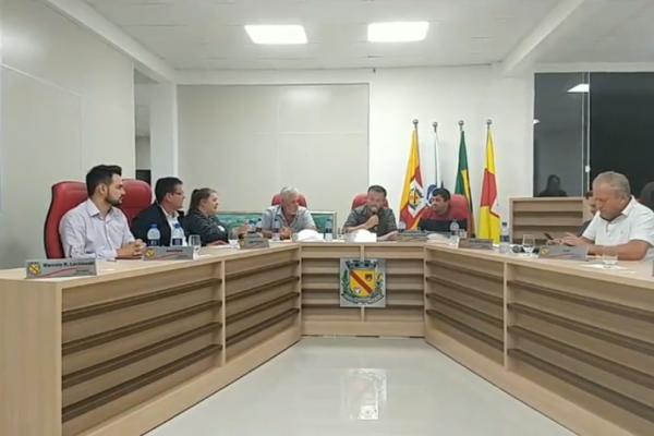 CÂMARA REPASSA R$ 402 MIL PARA A COMPRA DE ESCAVADEIRA HIDRÁULICA