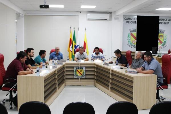 Vereadores aprovam auxílio alimentação emergencial