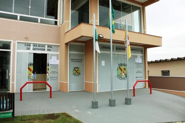 Câmara de Quitandinha tem novo horário de atendimento
