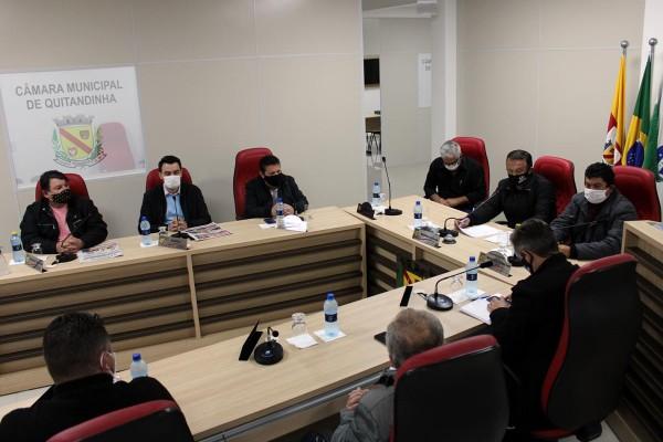 Câmara realizou a 9ª Sessão Ordinária