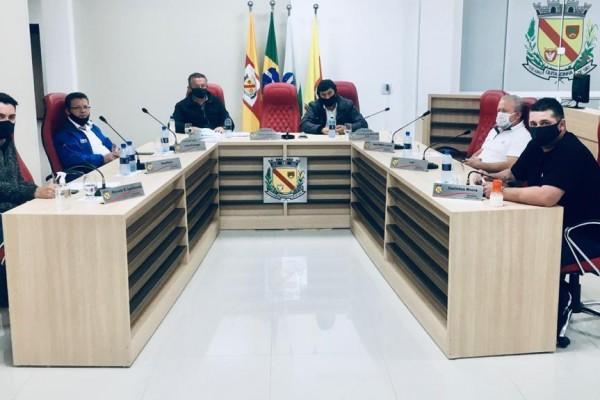 Câmara de Quitandinha realizou duas Sessões Extraordinárias