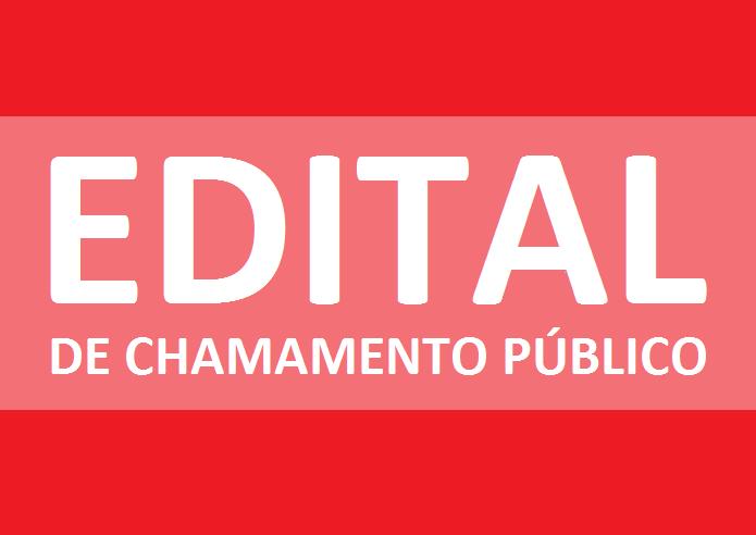 EDITAL DE CHAMAMENTO PÚBLICO PARA SELEÇÃO DE IMÓVEL APTO À LOCAÇÃO ...